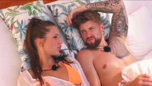 Love Island 2021 Tag 8 - Selina und Domenik lernen sich kennen