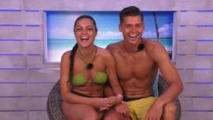Love Island 2021 Tag 8 - Jess und Robin