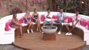 Love Island 2021 Tag 8 - Kathi, Emilia, Grta, Adriano, Dennis und Breno