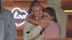 Love Island 2021 Tag 9 - Andrina verabschiedet sich von Lena