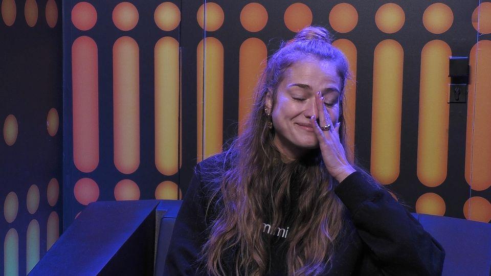 Mimi Gwozdz verlässt freiwillig Promi Big Brother und das Weltall.