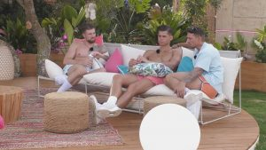 Love Island 2021 Tag 9 - Domenik, Robin und Jannik