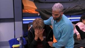 Promi Big Brother 2021 Show 9 - Jörg Draeger weint