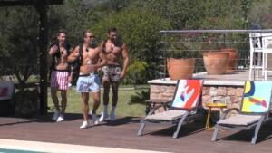 Love Island 2020 Tag 13 - Josua, Henrik und Marc beziehen ins neues Zuhause