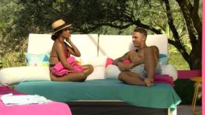 Love Island 2020 Tag 13 - Nathalia und Tobias lernen sich kennen