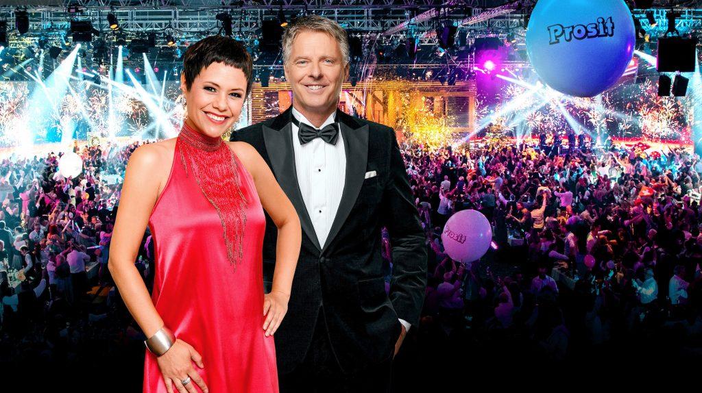 """Von Schlager und Evergreens über """"Rock 'n' Roll"""" und Swing bis zu Partyhits ist in der großen Eurovisions-Show mit Jörg Pilawa und Francine Jordi für musikalische Abwechslung gesorgt."""