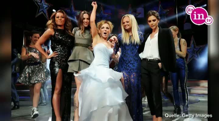 Zum 20-jährigen Jubiläum kommen die Spice Girls nochmal zusammen