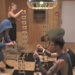 Big Brother 2020 Tag 8 - Das Blockhaus muss zum Impuls Zitter-Turm antreten