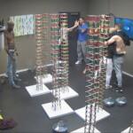 Big Brother 2020 Tag 8 - Auch im Glashaus ist Zitter-Turm angesagt