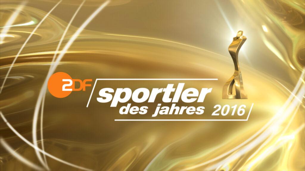 """Katrin Müller-Hohenstein und Rudi Cerne moderieren die Gala """"Sportler des Jahres 2016""""."""