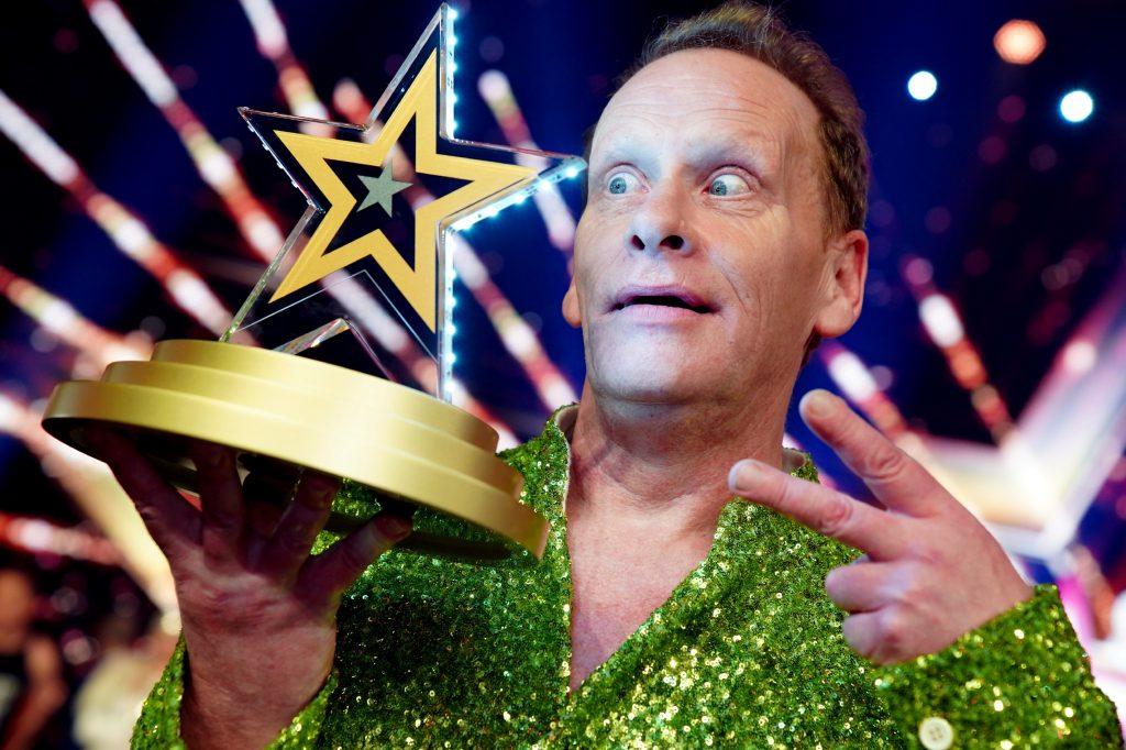 """Stevie Starr ist """"Das Supertalent 2018""""."""