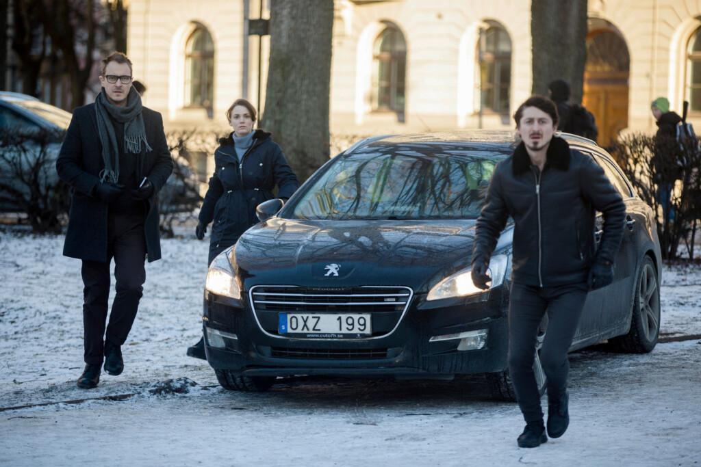 Als auch noch die kleine Schwester eines der toten Jungen verschwindet, staret für Alex Recht (Jonas Karlsson) und seine Kollegen Fredrika Bergman (Liv Mjönes) und Peder Rydh (Alexej Manvelov) ein Wettlauf gegen die Zeit.