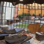 Big Brother Haus 2015 – Strafbereich Nahansicht