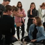 GNTM 2017 Umstyling - Thomas Hayo, Heidi Klum und Helena