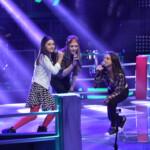 The Voice Kids 2016 Battles - Sanie, Anne und Maria