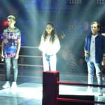 The Voice Kids 2016 Battles - Jaimy, Hala und Tom