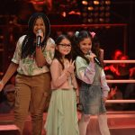 The Voice Kids Battles 1 - Mariebelle, Renata und Liana