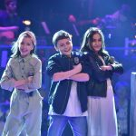 The Voice Kids 2020 Battles 1 - Elin, David und Learta