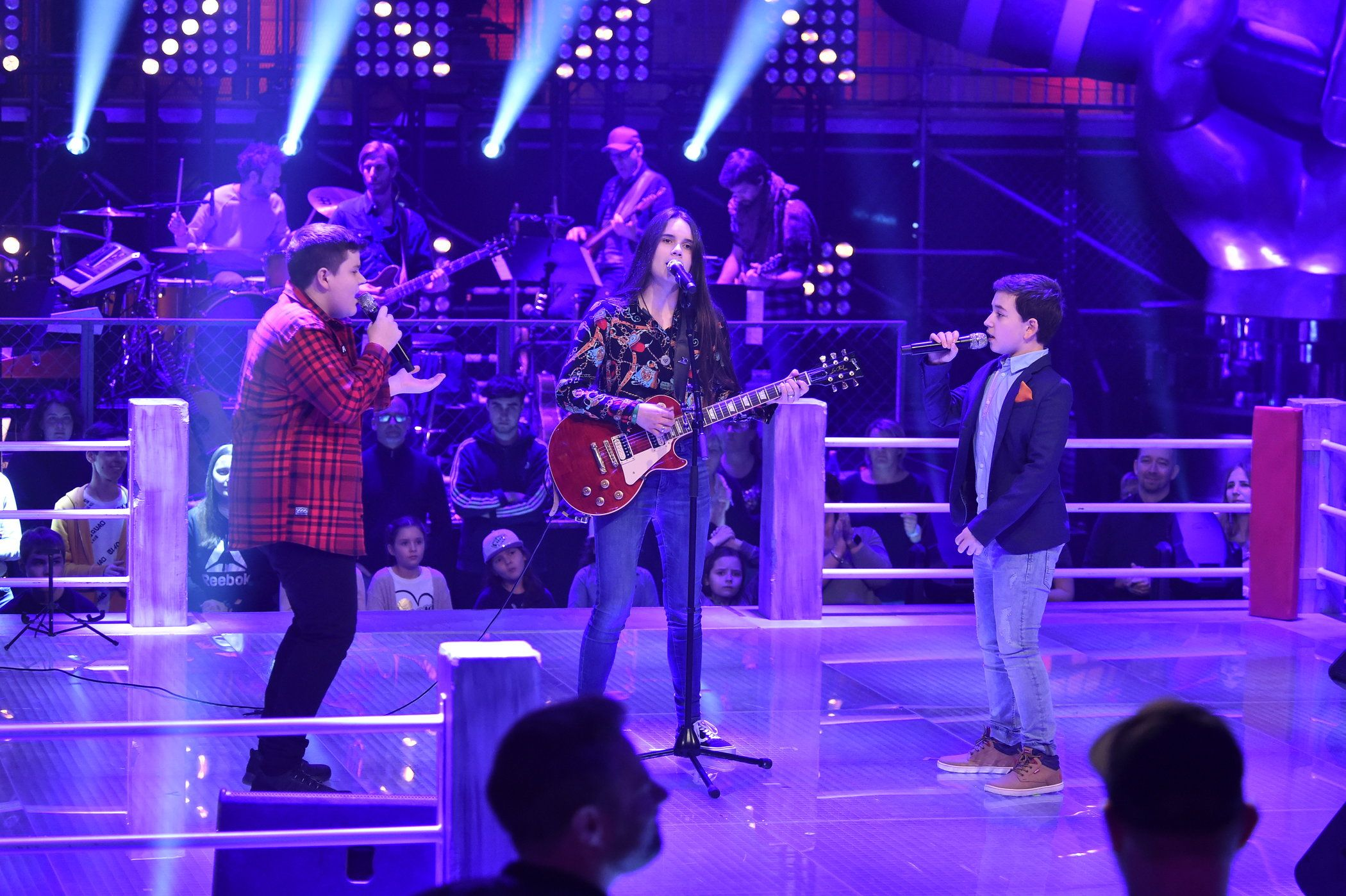 The Voice Kids 2020 Battles 2 - Timur, Igor und Miguel