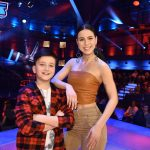 The Voice Kids 2020 Finale - Talent Nikolas mit Coach Lena Meyer-Landrut