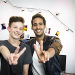 The Voice Kids 2016 - Robin und Sami Slimani