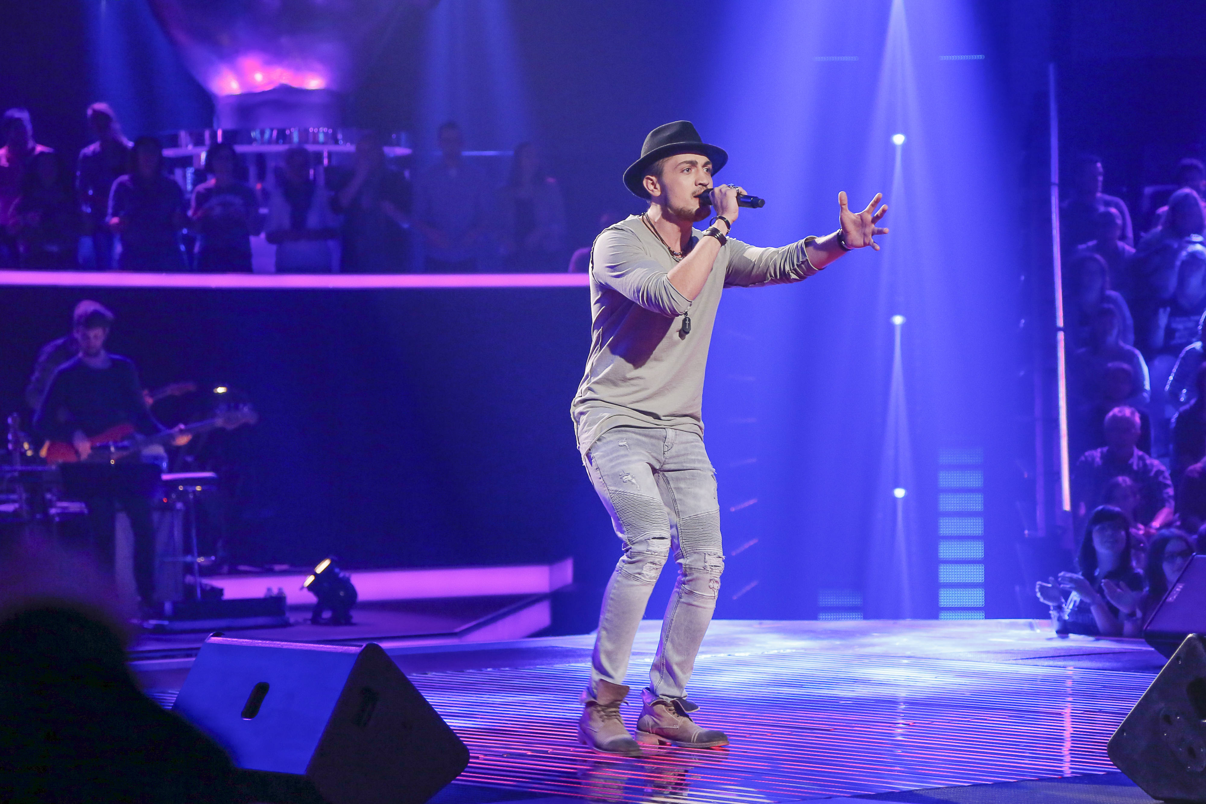 The Voice of Germany Sing Off - Andreas