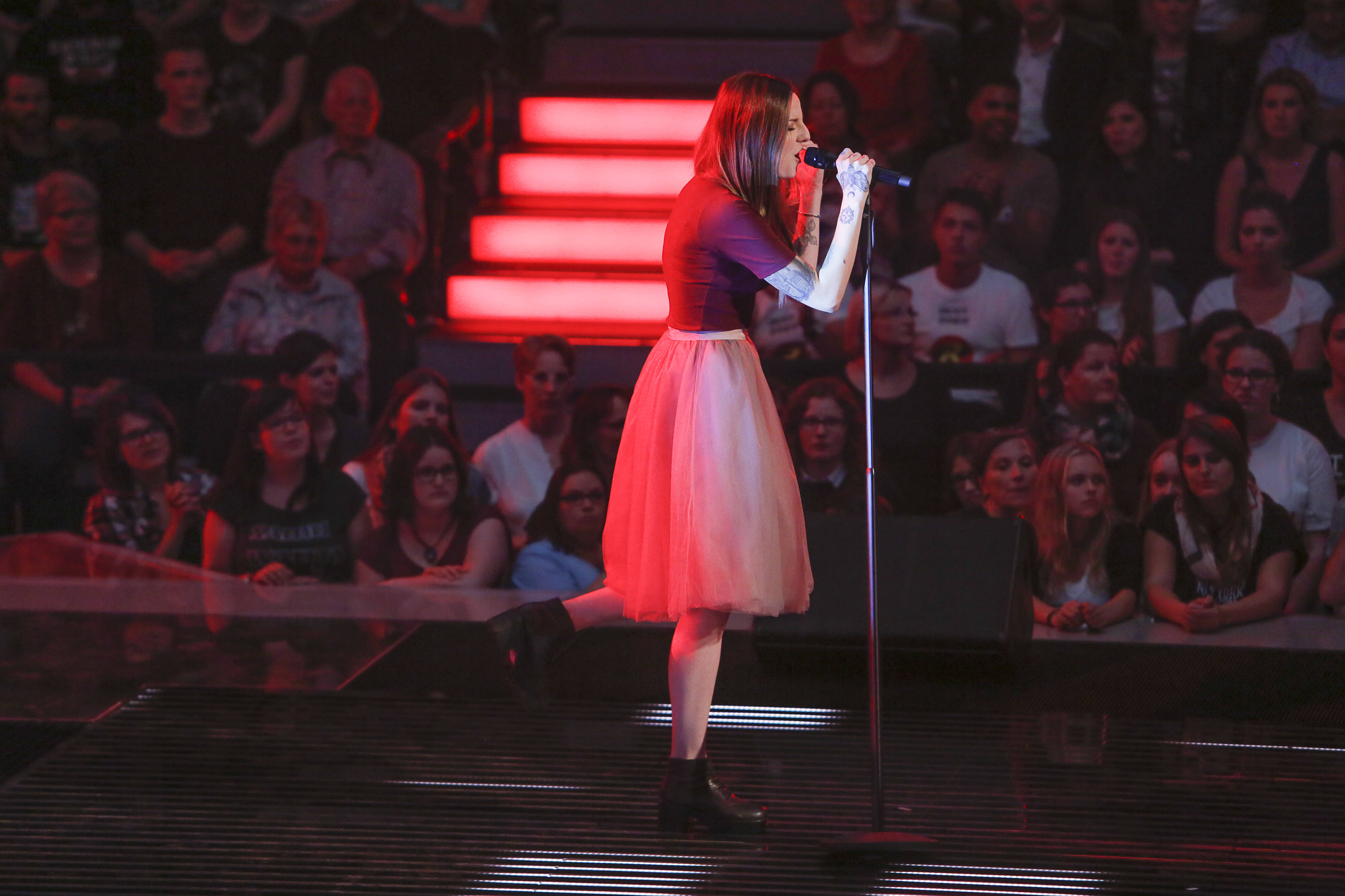 The Voice of Germany Sing Off - Andrina