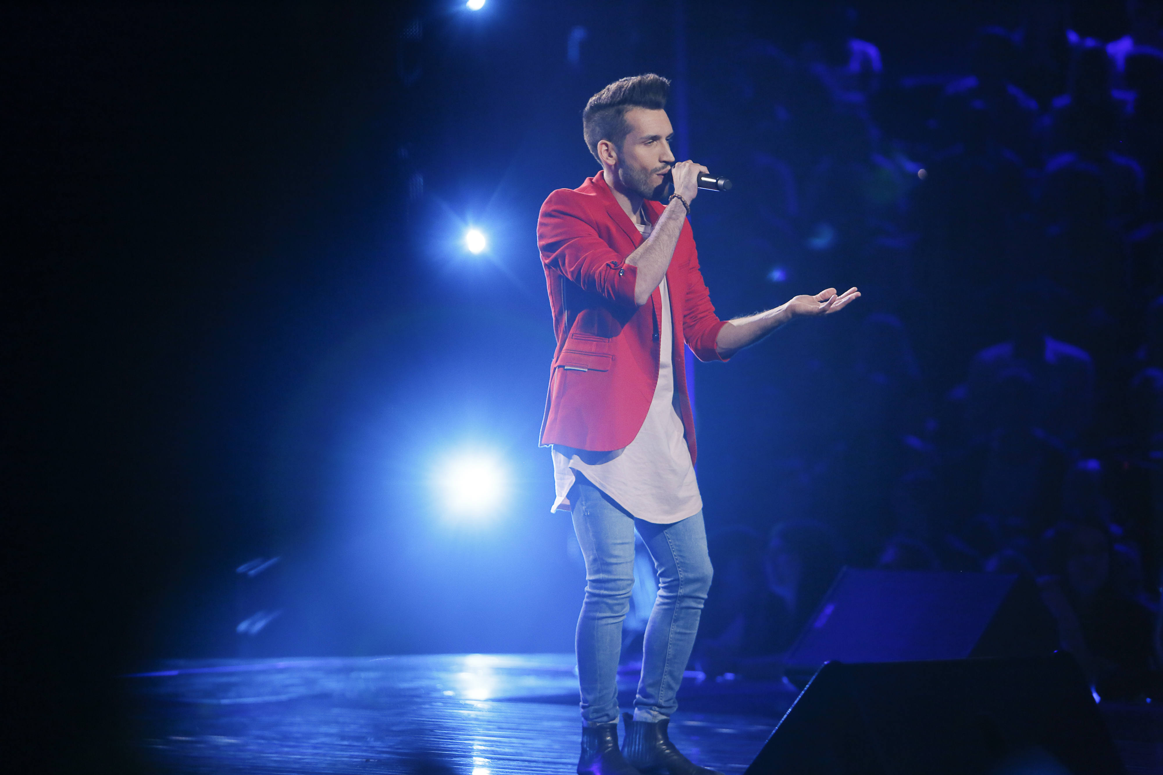 The Voice of Germany Sing Off - Flavio