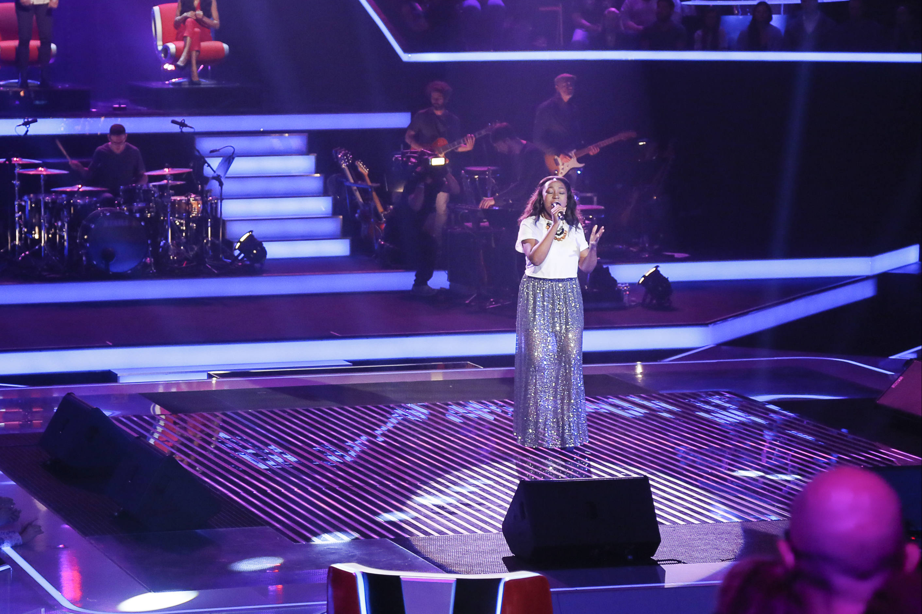 The Voice of Germany Sing Off - Maria Claudia