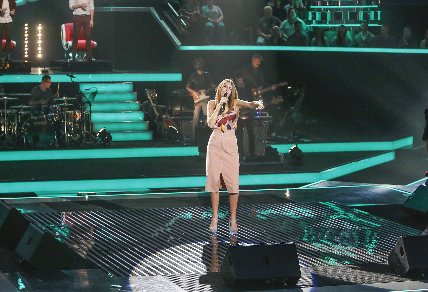 The Voice of Germany Sing Off - Pauline
