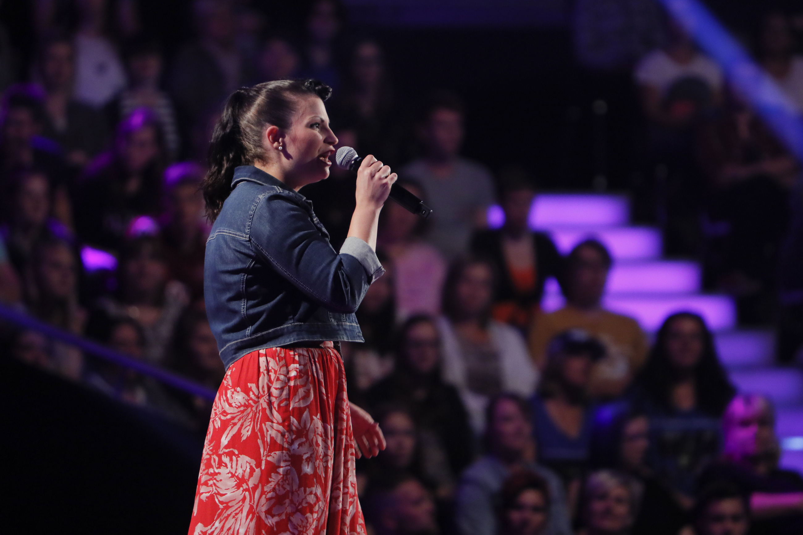 The Voice of Germany 2016 Folge 2 - Dorothea