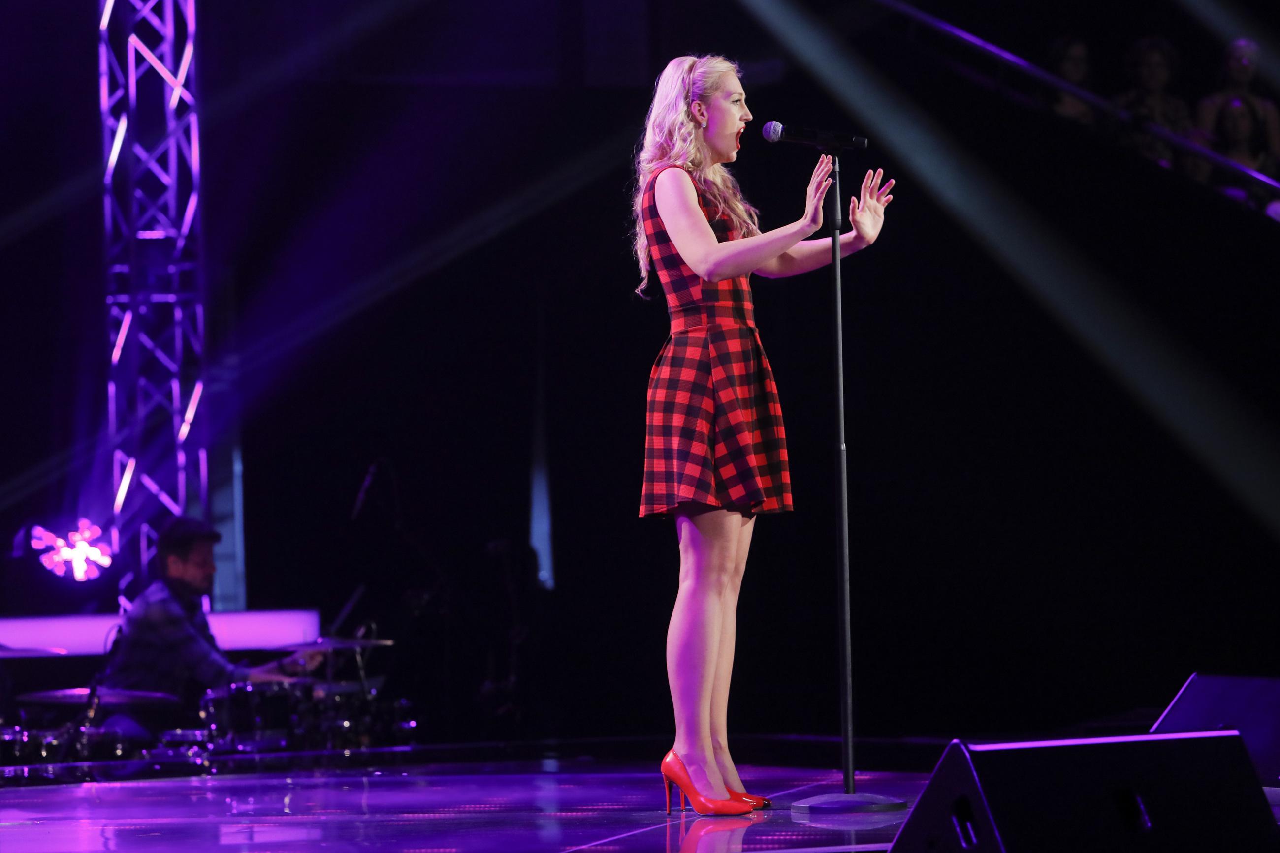 The Voice of Germany 2016 Folge 2 - Hanna Czarnecka