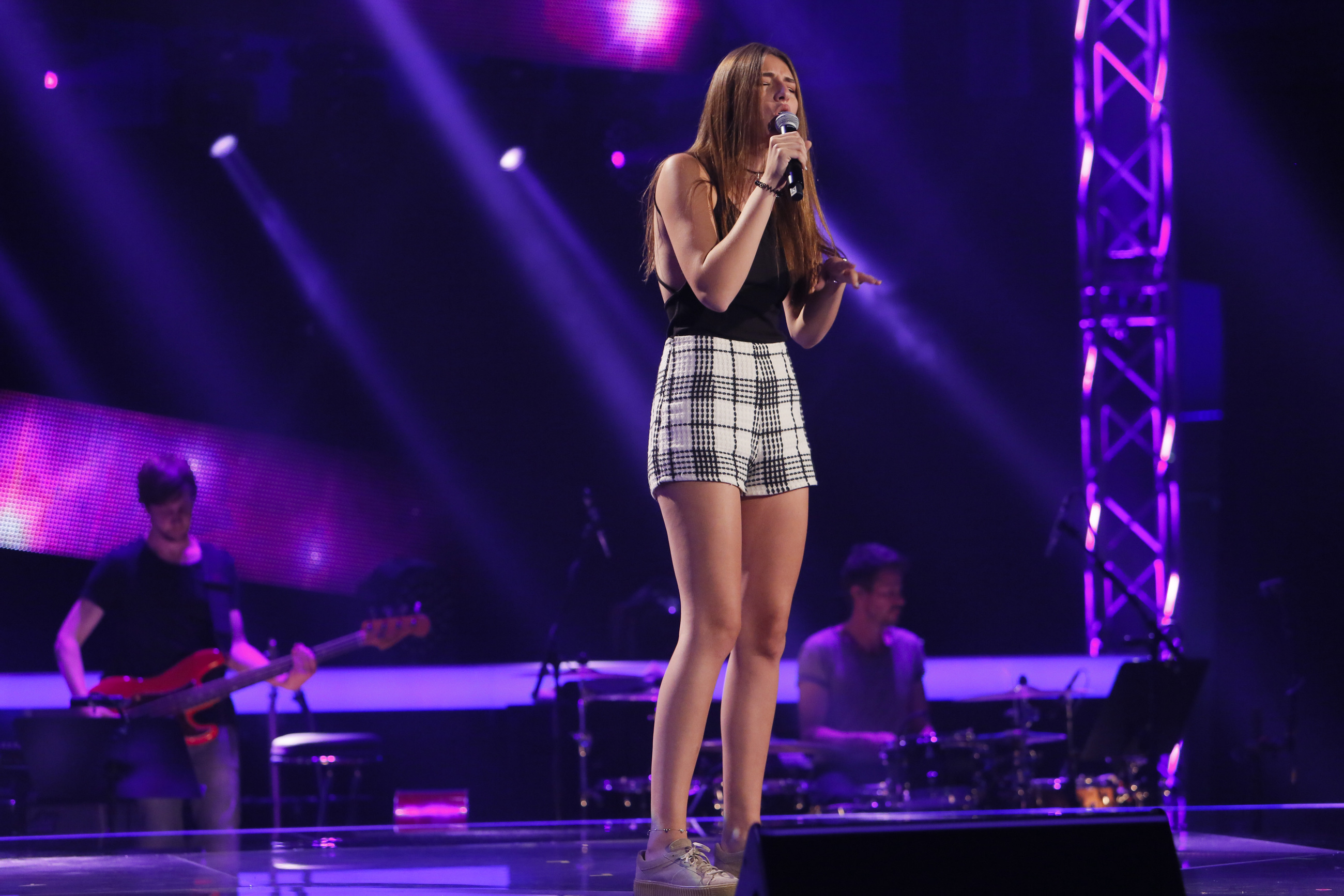 The Voice of Germany 2016 Folge 2 - Pauline