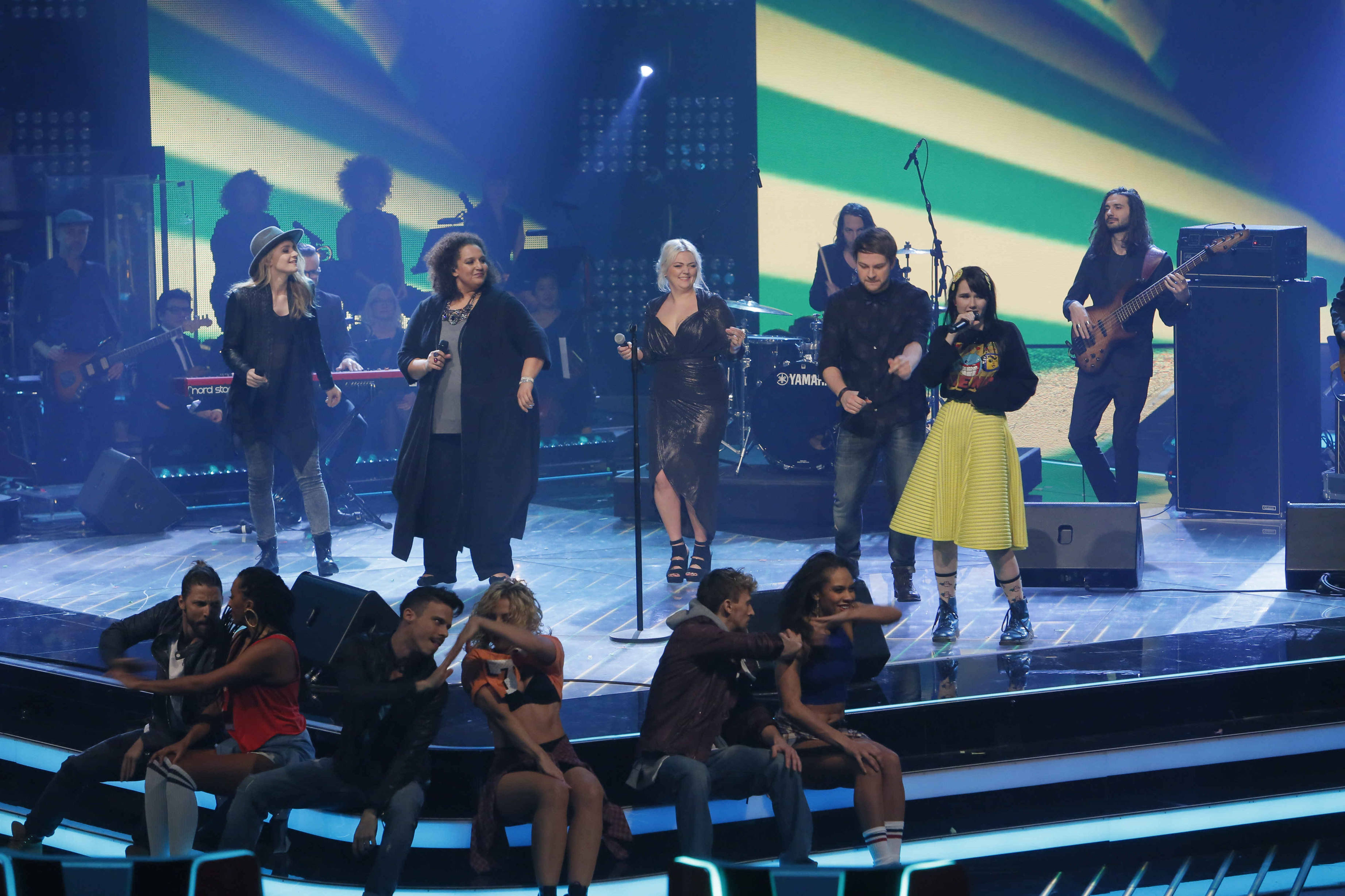 The Voice Of Germany Finalisten