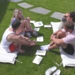 Joey, Theresia, Janine und Tobi