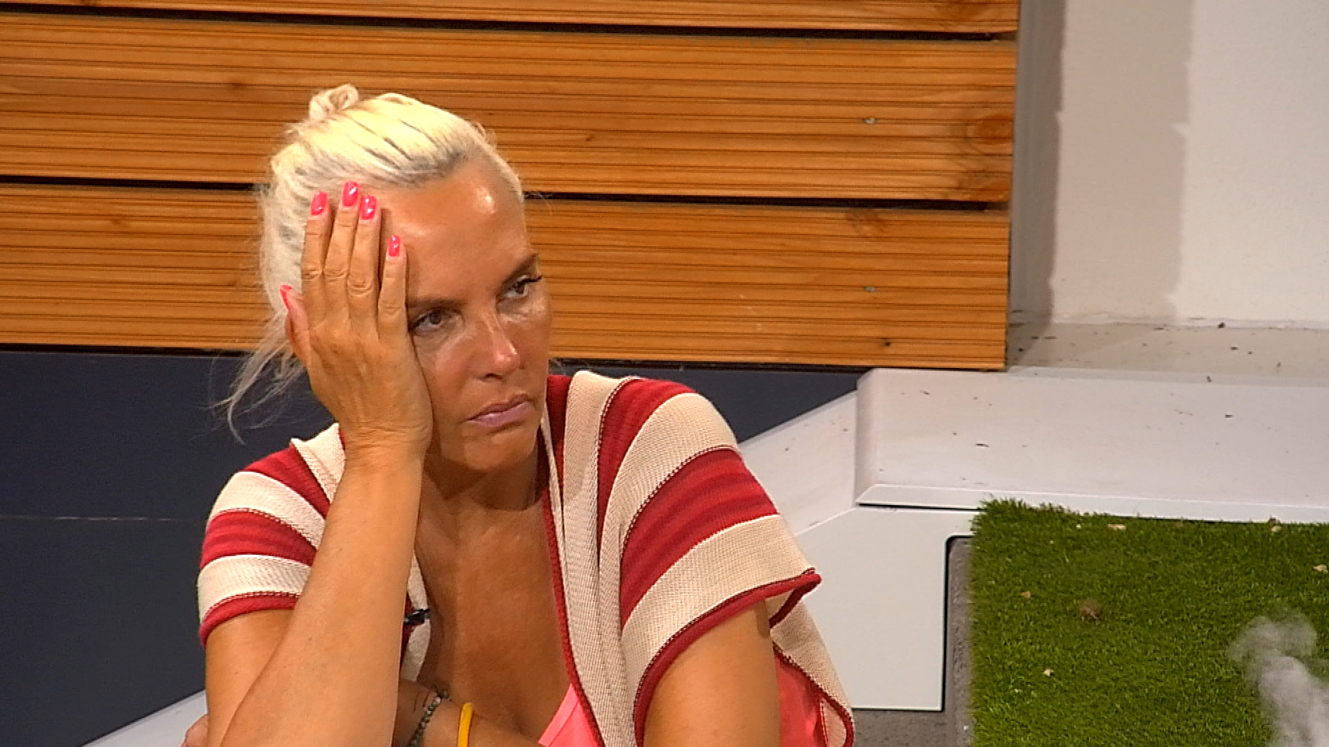 Promi Big Brother 2016 Tag 12 - Natascha ist besorgt