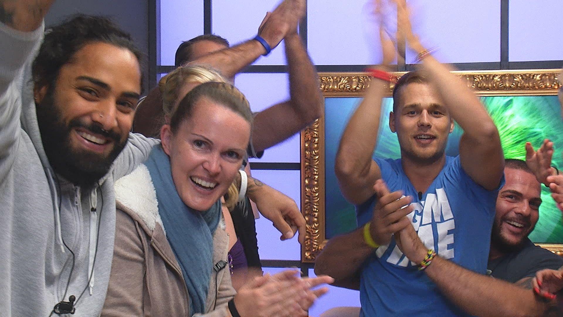 Big Brother Tag 19 - Bewohner wollen eine Party