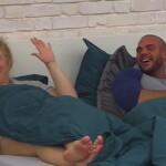 Big Brother Tag 1 - Asa und Manuel