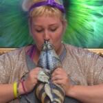 Big Brother Tag 23 – Asa erhält als Belohnung ihr Kuscheltier