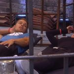 Big Brother Tag 27 - Christian und Lusy im Strafbereich