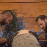 Big Brother Tag 30 - Manuel und Thomas bei der Wochenaufgabe