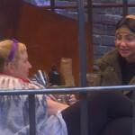 Big Brother Tag 33 - Asa und Lusy im Strafbereich