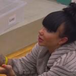 Big Brother Tag 35 – Lusy bei ihrer Aussprache mit Atchi