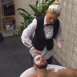 Big Brother Tag 37 – Sharon macht Thomas eine Gesichtsmaske