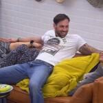Big Brother Tag 38 – Asa, Guido und Lusy scherzen miteinander