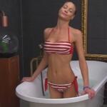 Big Brother Tag 3 - Sophia nimmt ein Bad