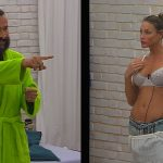 Big Brother Tag 3 - Sophia und Hans-Christian streiten