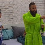 Big Brother Tag 3 - Hans-Christian streitet sich
