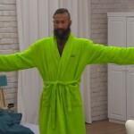 Big Brother Tag 3 - Hans-Christian spielt sich als Leitwolf auf
