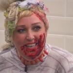 Big Brother Tag 40 - Asa inn ihrem Halloweenkostüm
